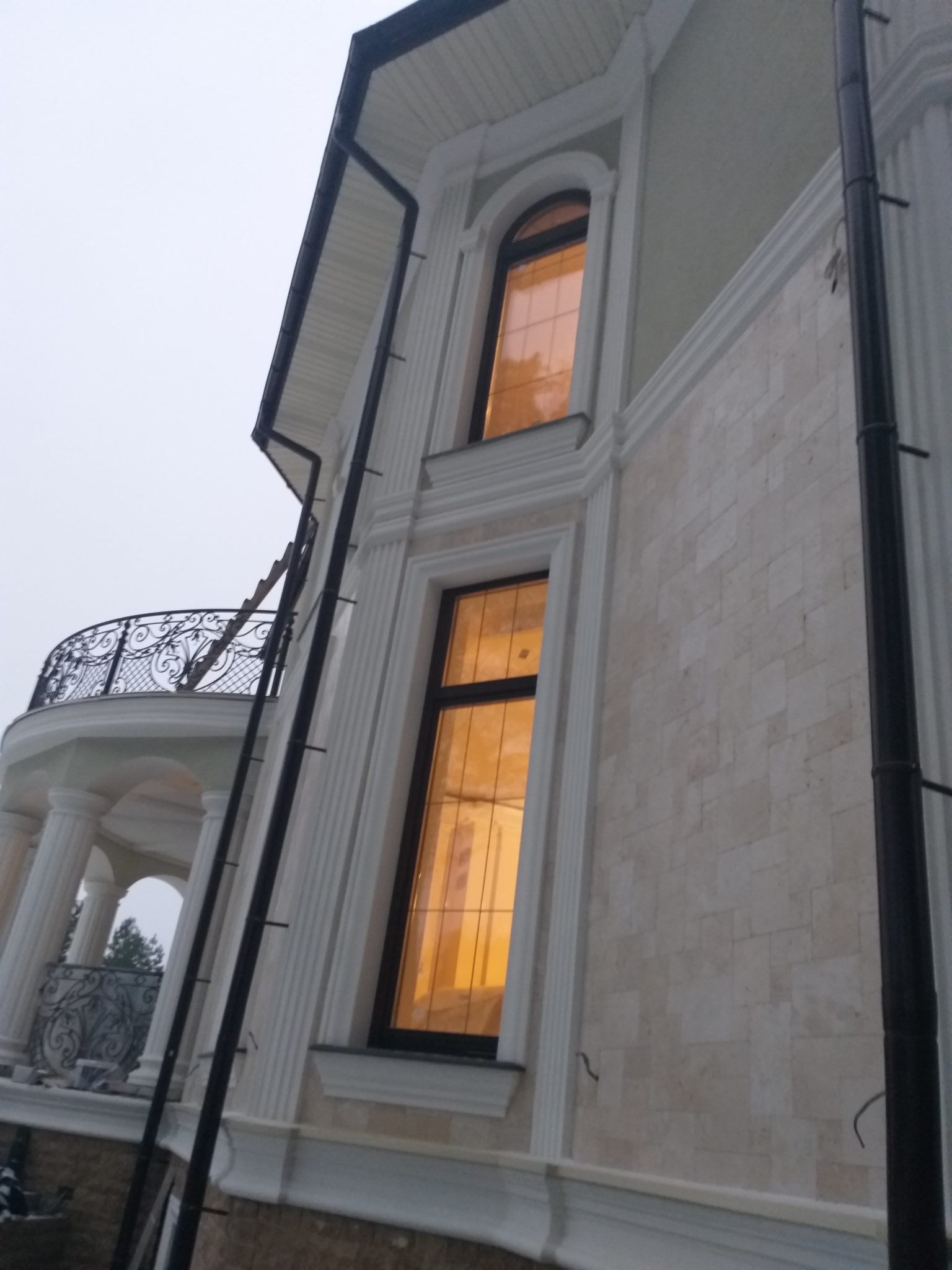 фасад пенопластом