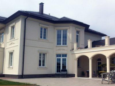 Фасадний декор