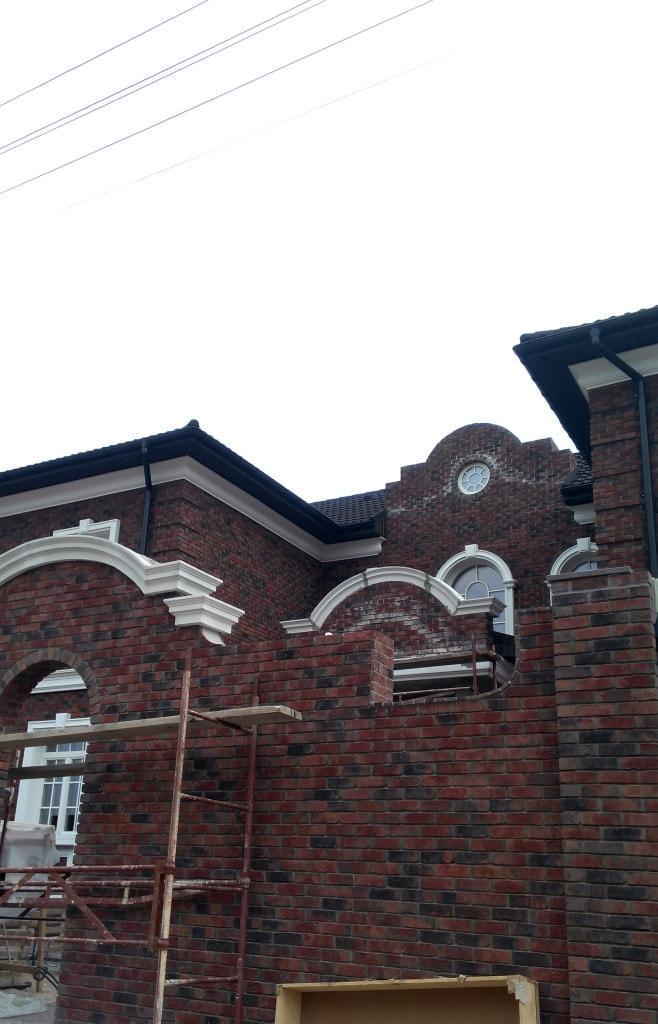 пенопластовый декор для фасада купить киев