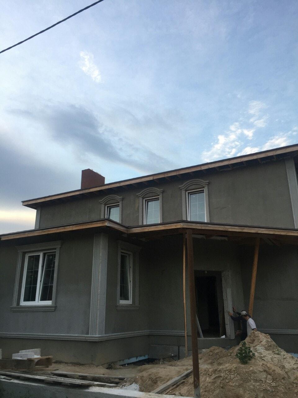 проектирование фасадов