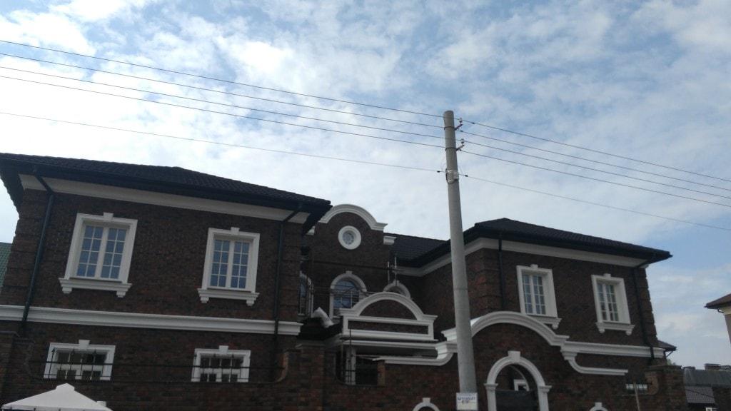 наружный декор для дома украина