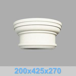 Капитель колонны КК122-250