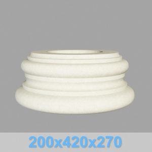 База колонны КК108-250