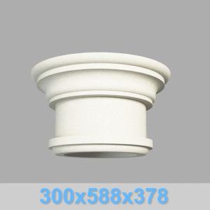 Капитель колонны КК119-350
