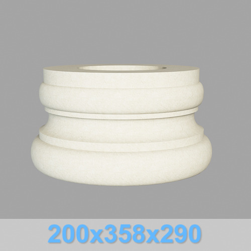 База колонны КК102-250