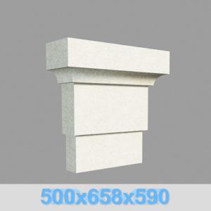 База колонны КК102-550