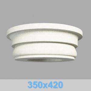 Капитель колонны КК102-400