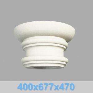 Капитель колонны КК107-450