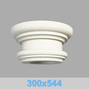 Капитель колонны КК106-350