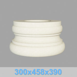 База колонны КК102-350