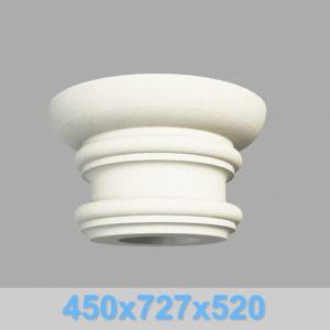 Капітель колони КК107-500