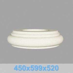 База колонны КК105-500