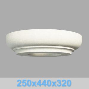 Капитель колонны КК105-300