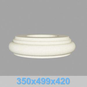База колонны КК105-400
