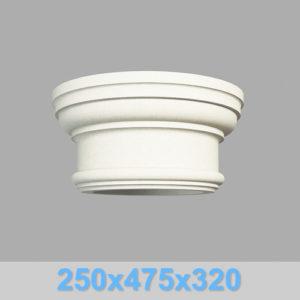 Капитель колонны КК122-300