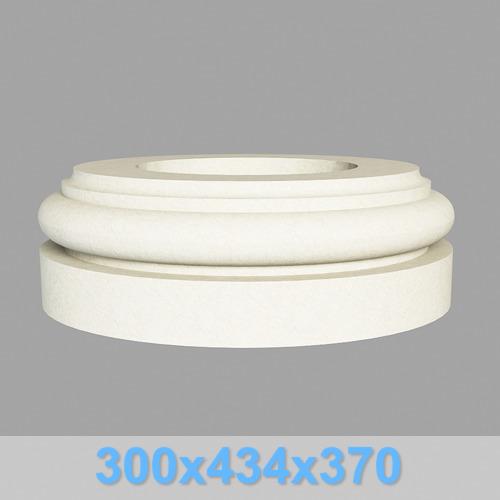 База колонны БК101-350