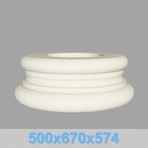 База колонны КК106-550