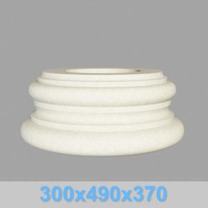 База колонны КК107-350