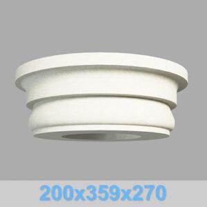 Капитель колонны КК102-250