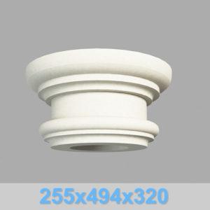 Капитель колонны КК106-300