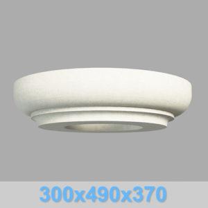 Капитель колонны КК105-350