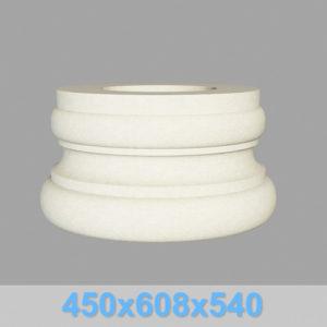 База колонны КК102-500