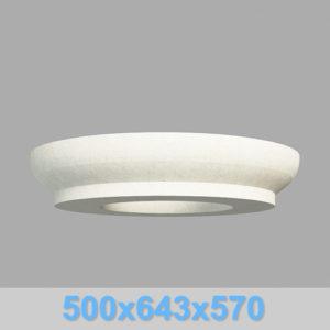 Капитель колонны КК140-550