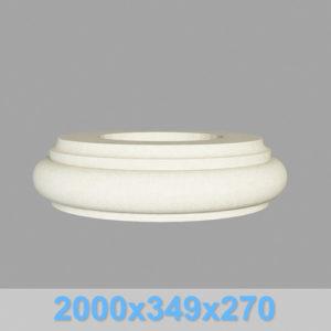 База колонны КК105-250