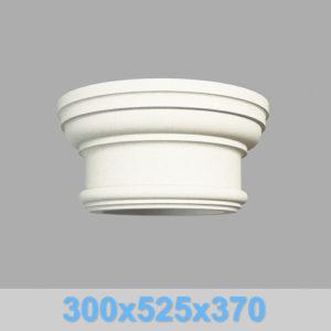 Капитель колонны КК122-350