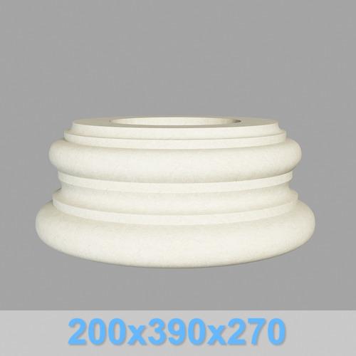 База колонны КК107-250