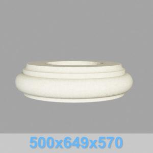 База колонны КК105-550