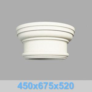 Капитель колонны КК122-500