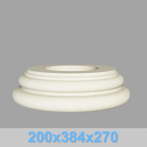 База колонны КК103-250
