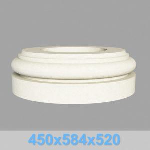 База колонны КК101-500