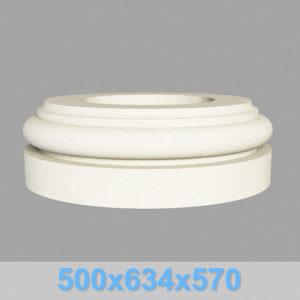 База колонны КК101-550