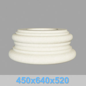 База колонны КК107-500