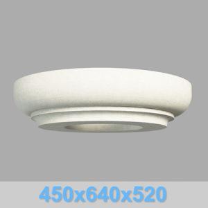 Капитель колонны КК105-500