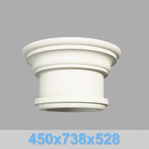 Капитель колонны КК119-500