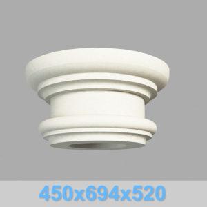 Капитель колонны КК106-500