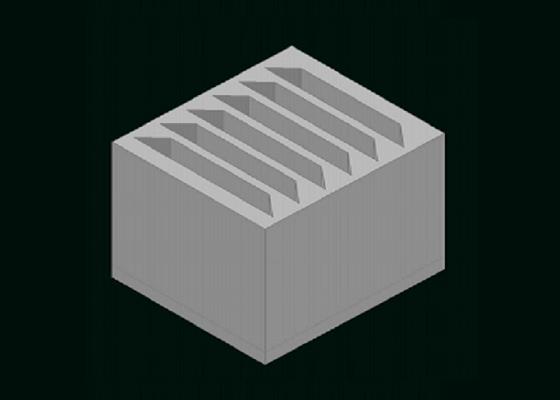 Упаковка для тарелок из пенопласта